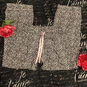 Victoria's Secret Intimates & Sleepwear - Victoria's Secret Animal Print Pajama Set